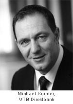 Michael Kramer, VTB Direktbank