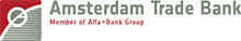 Logo Amsterdam Trade Bank