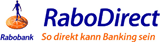 RaboDirect logo