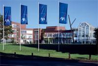 AXA Hauptverwaltung in Köln
