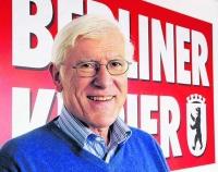 Wolfgang Büser im Berliner Kurier
