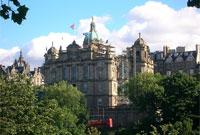 Hauptsitz der Bank of Scotland