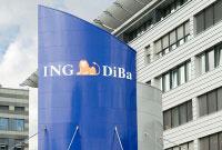 Firmengäubde der ING DiBa